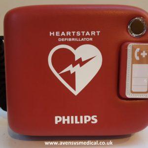 Philips Heartstart FRX Defibrillator - Avensys Ltd UK