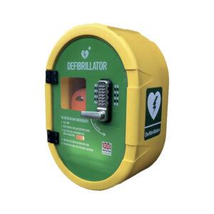 Defibsafe 2 External Defiibrillator Cabinet - Avensys UK Ltd
