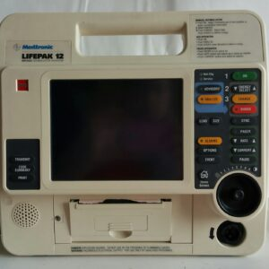 medtronic-lifepak-12-biphasic-defibrilator-with-pacing - Avensys UK Ltd