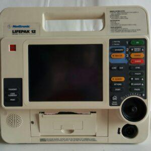 medtronic-lifepak-12-biphasic-defibrilator-with-pacing - Avensys UK Ltd