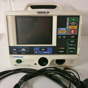 medtronic-lifepak-20-defibrillator - Avensys UK Ltd