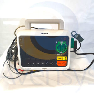 Philips Efficia DFM100 Defibrillator - Avensys Ltd UK