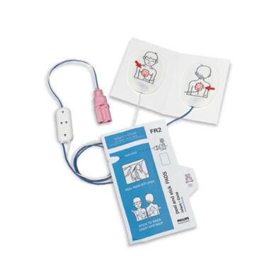 Philips HeartStart FR2 and FR2+ Paediatric Defibrillator Pads - Avensys UK Ltd