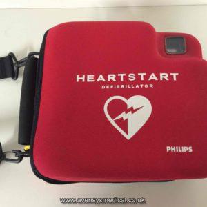 Philips Heartstart FR2+ Defibrillator_2 - Avensys Ltd UK