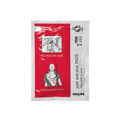 Philips HeartStart FR2-FR2+ Defibrillator Pads For Adult - Avensys UK Ltd