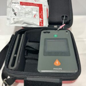 philips-heartstart-fr3-aed-defibrillator - Avensys Ltd UK