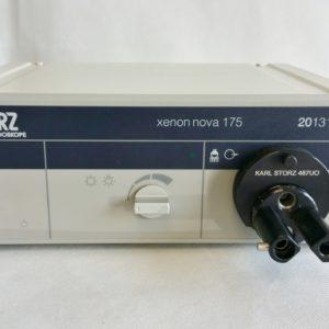 Storz Xenon Nova 175 Light Source with 487UO Light Guide - Avensys Ltd UK