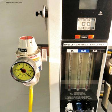 Blease Frontline 560 Plus Anaesthetic Machine