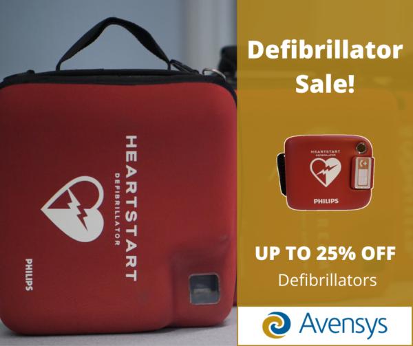 avensys resale defibrillators on sale
